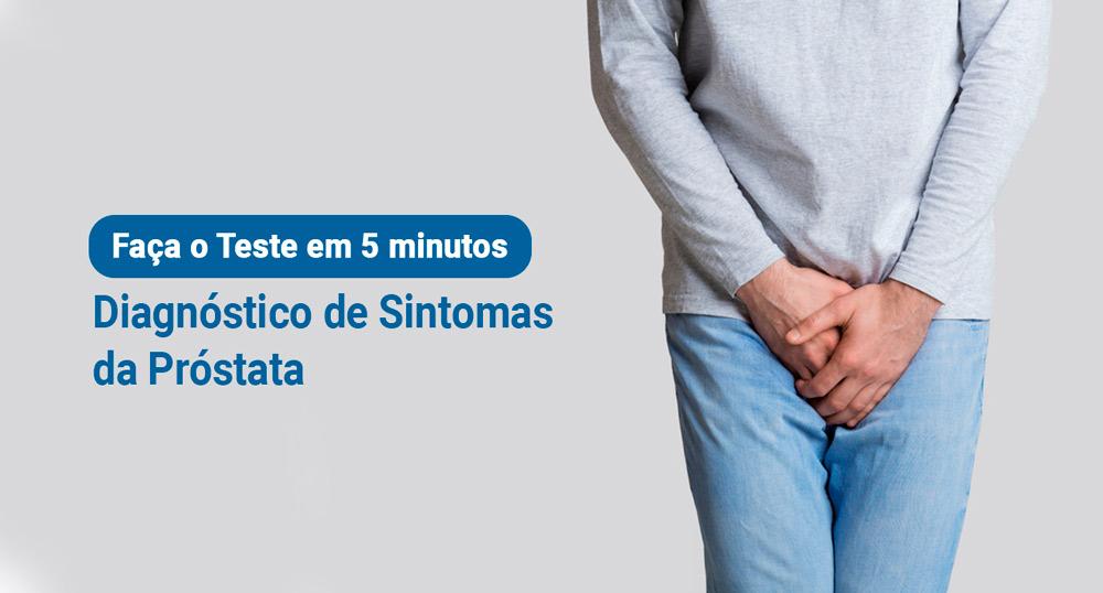 Teste Ipss Sintomas Da Prostata